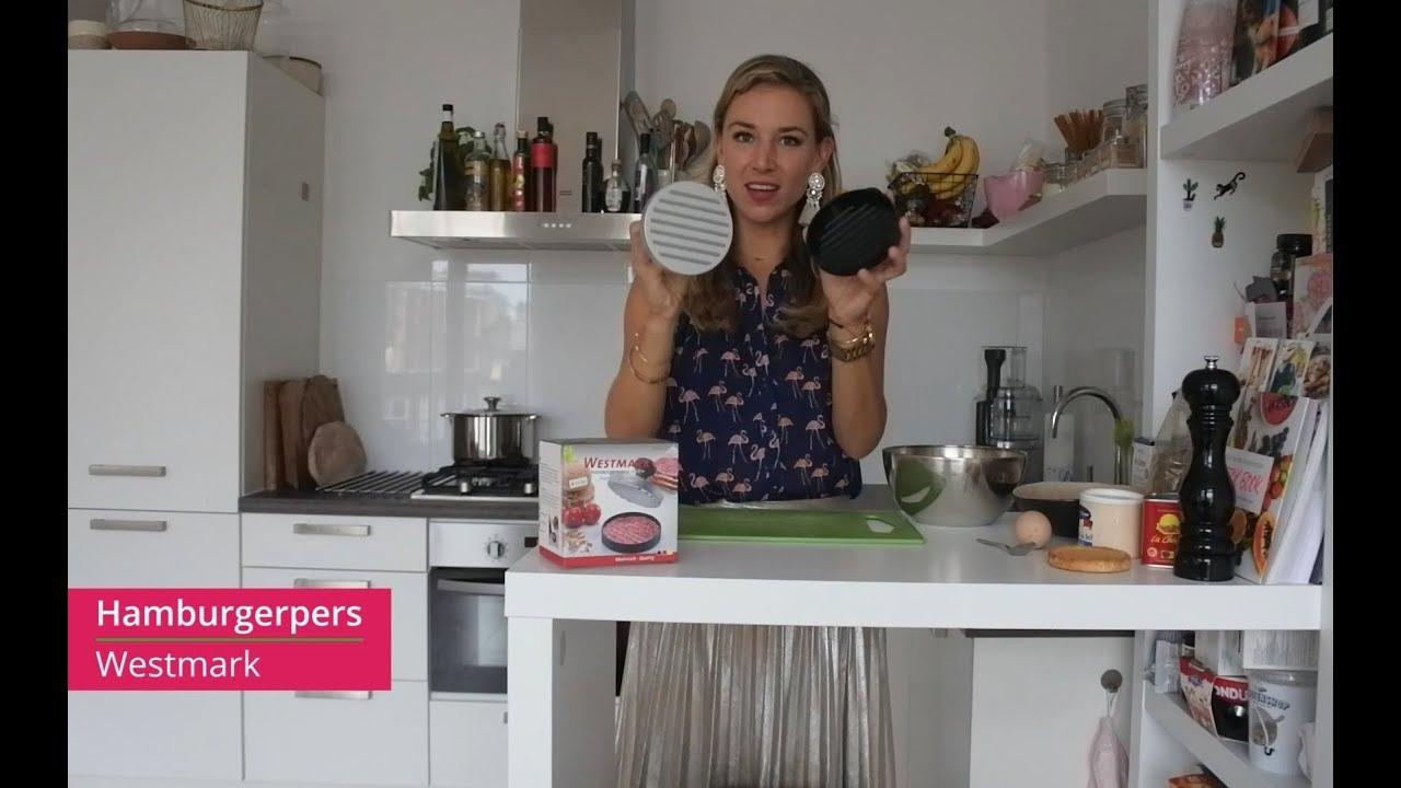 Video - Westmark Hamburgerpers RVS