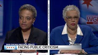 Chicago mayoral candidates debate education, economics, crime and corruption