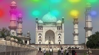preview picture of video 'Bibi Ka Maqbara Mini Taj Aurangabad'