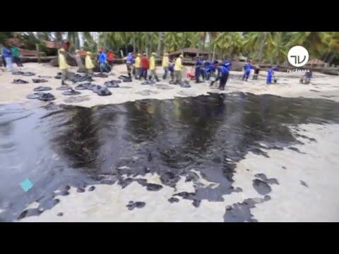 Instalada CPI para investigar derramamento de Óleo no litoral - 27/11/19