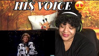 BARRY MANILOW - WHEN OCTOBER GOES REACTION
