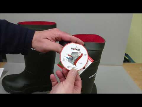 Dunlop Purofort Gummistiefel