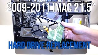 "iMac Hard Drive Disk Replacement 2009 2010 2011 21 5"" Apple Dollars #9"