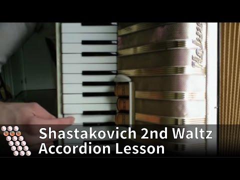 second waltz shostakovich