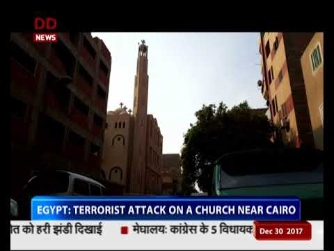 Egypt: terrorist attack on a church near cairo
