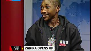 Zarika opens up, says she was betrayed by the government | Score Line