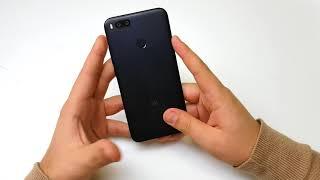 Xiaomi Mi A1 ПЕРВЫЙ НА ГОЛОМ АНДРОЙДЕ / Распаковка и первое впечатление