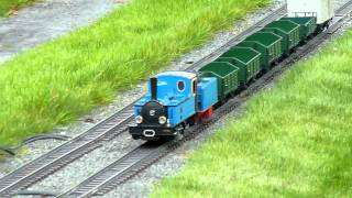 preview picture of video 'Southport Model Railway'