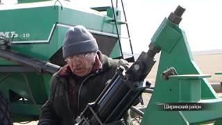 Аграрии Хакасии сеют пшеницу по новой технологии