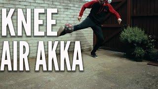 Knee Air Akka   Street And Futsal Skills
