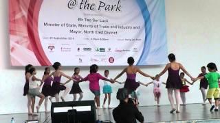 YMCA Ballet 2014