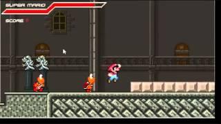 Mario Combat - Elevator Skip Glitch