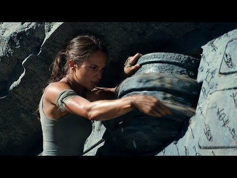Tomb Raider (Clip 'Puzzle Door')