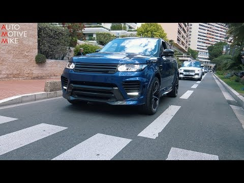 Land Rover Range Rover Overfinch Supersport SVR