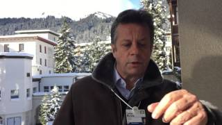 Carlos Creus Moreira summarized Wisekey participation to Davos 2016