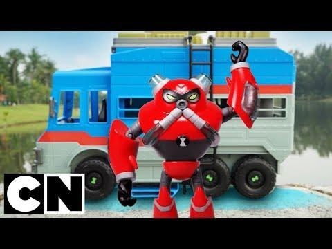 Ben 10 Alien Toys | Compilation | Cartoon Network