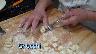 Italian Grandma Makes Gnocchi