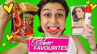 October Favourites !!!!