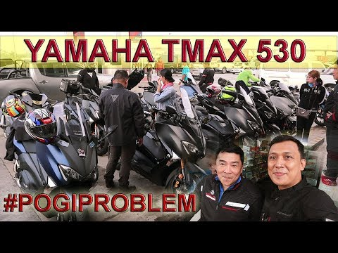 WOW TMAX!  BAGUIO - AMBUKLAO DAM RIDE