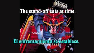 Judas Priest - The Sentinel Ingles/Español Lyrics