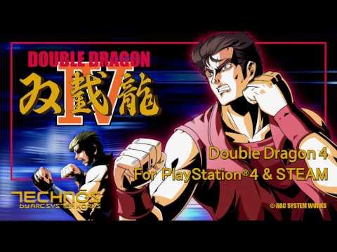 Double Dragon IV (PC) - Steam Key - GLOBAL - 1