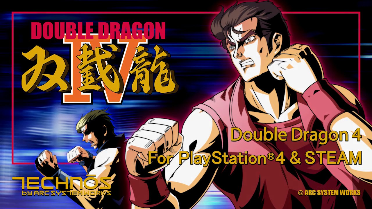 Double Dragon Iv Trailer System Requirements