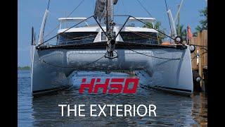 HH50 Longeron