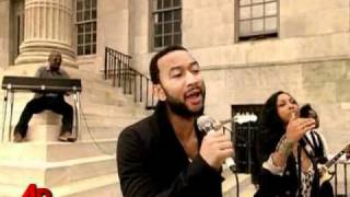 A 'Wake Up' Call From John Legend
