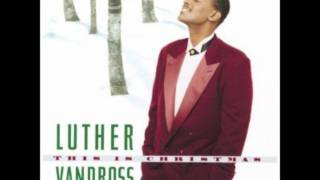 """Luther Vandross """"This Is Christmas"""""""