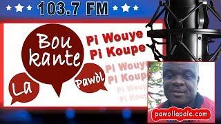 BOUKANTE LA PAWOL (Part 1) - Jeudi 6 Décembre 2018 / Ann Boukante ak Guérrier Henri