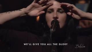 O Come Let Us Adore Him -  Amanda Cook - Chris Quilala - HD