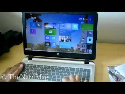 Hp Envy 15 Series Laptop Unboxing