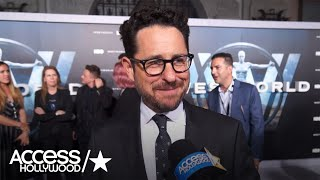 J.J. Abrams: 'Westworld' 'Is Very Much About The Dawning Of Consciousness'