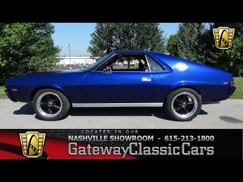 Video of '69 AMX - LQDN