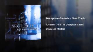 Deception Genesis - New Track