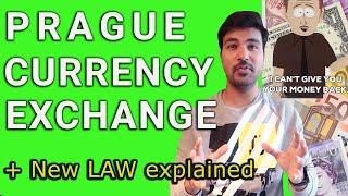 Prague money exchange   Latest Money saving tips   Travel Guide   Ep. 2
