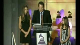 Bobby Darin - Dodd Darin Grammy Life Time Achievement Award