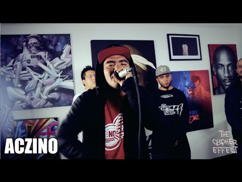 The Cypher Effect - Proof / Gino / RC / Aczino ( Prod. By Dat Blaze )