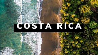 COSTA RICA TRAVEL DOCUMENTARY  | 4x4 Road Trip