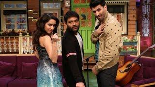 Shraddha & Aditya Get Angry Because Kapil Made Them Wait For 5 Hours  Bollywood News