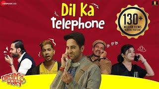 Dil Ka Telephone - Dream Girl | Ayushmann Khurrana |Meet Bros Ft.Jonita Gandhi& Nakash Aziz | Kumaar