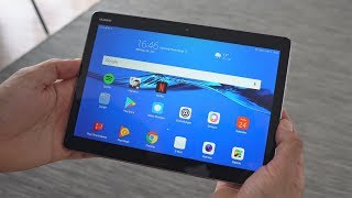 Test: Huawei MediaPad M3 lite 10 - Unboxing & Review   deutsch