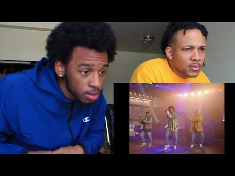 Bruno Mars - Finesse (Remix) [Feat. Cardi B] [Official Video] - Reaction