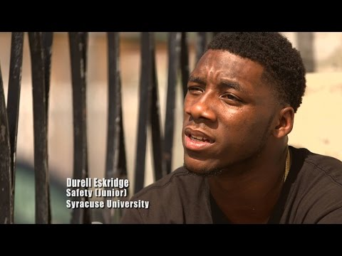 Durell Eskridge | A Journey From Liberty City to Syracuse