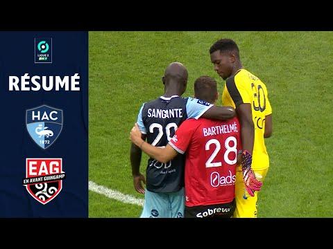 HAC Athletic Club Football Association Le Havre 0-0 EAG En Avant de Guingamp