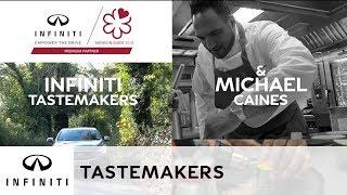 INFINITI Michelin TasteMakers - Michael Caines | Kholo.pk