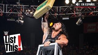 5 cosas que Roman Reigns todavía no ha hecho: WWE List This!
