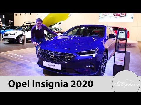 2020 Opel Insignia Grand Sport / Sports Tourer Weltpremiere / alle wichtigen Infos - Autophorie