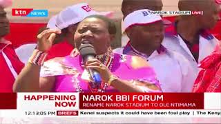 Leaders across Maa community deliver expectations and sentiments during Narok BBI Forum