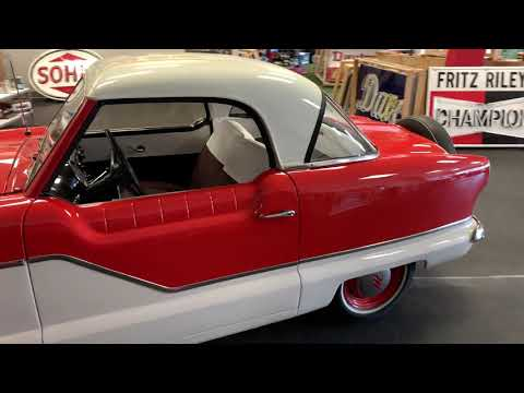Video of 1957 Metropolitan - $19,400.00 - PPY8